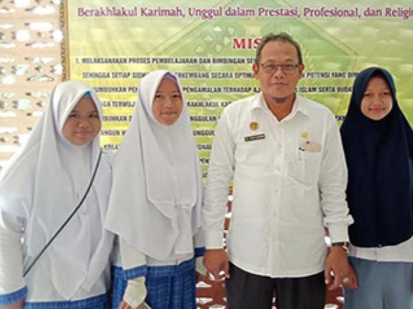 17 Siswa MAN 1 Lampung Timur Diterima di SNMPTN 2018