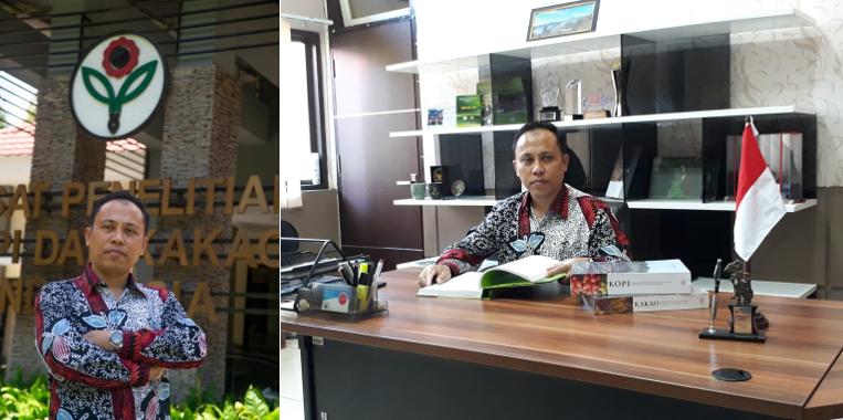 Dr. Agung Wahyu Susilo, ALUMNI MAN 1 LAMPUNG TIMUR MEMIMPIN PUSAT PENELITIAN KOPI DAN KAKAO INDONESIA