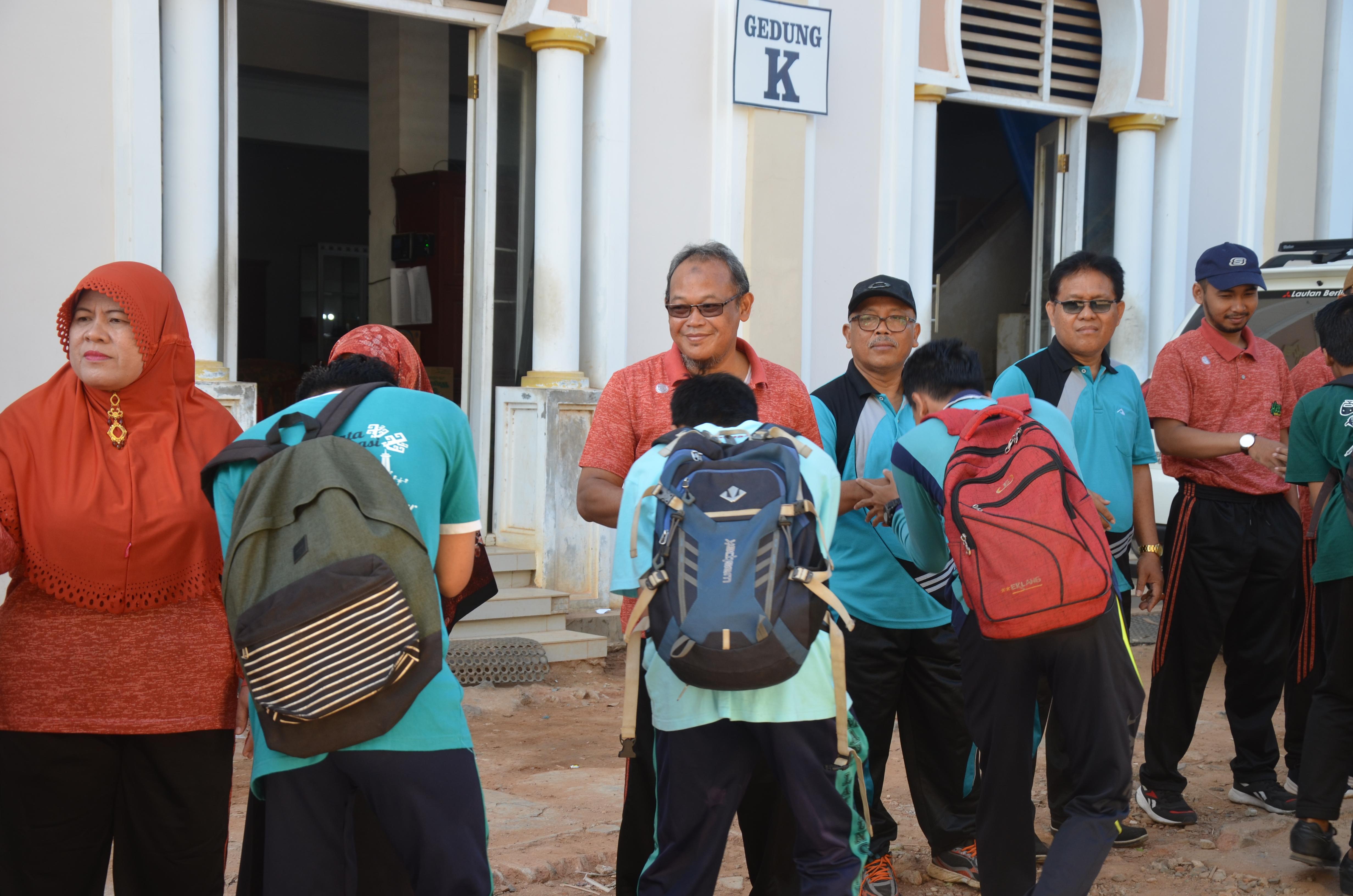 """Sekolah MAN 1 Lampung Timur Deklarasikan """"Madrasah Ramah Anak"""""""