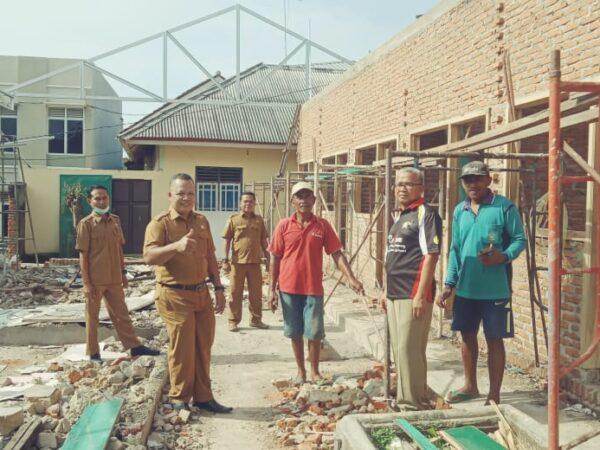 Pembangunan Kantin Guna Meningkatkan Fasilitas Pelayanan Madrasah